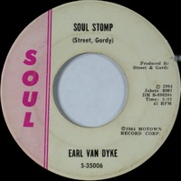 Earl Van Dyke The Soul Brothers I Cant Help Myself Sugar Pie Honey Bunch How Sweet It Is To Be Loved