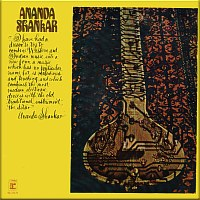 Hyp Records Vinyl Safari Indian Ananda Shankar